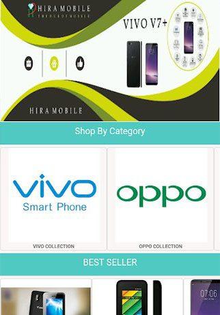 Hira Mobile App.