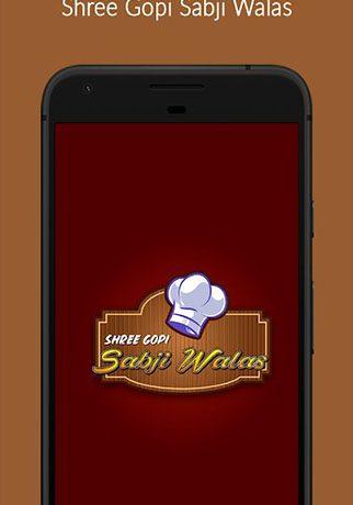 Shree Gopi Sabji Walas App.