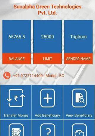 TripBorn Money App