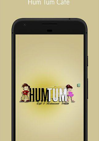 Hum Tum Cafe & Restaurant App.