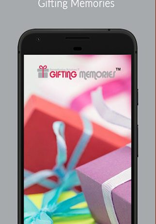 Gifting Memories App.