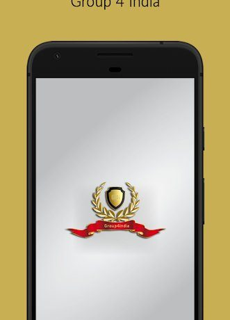 Group 4 India – Security Services App.
