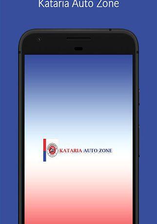 Kataria Auto Zone App.
