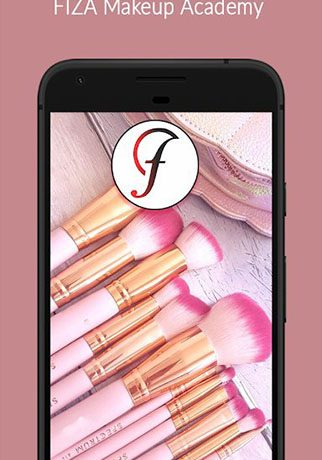 FIZA Makeup Academy – Make Up Artist App.