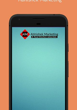 Abhishek Marketing – Modular kitchen Solution App.