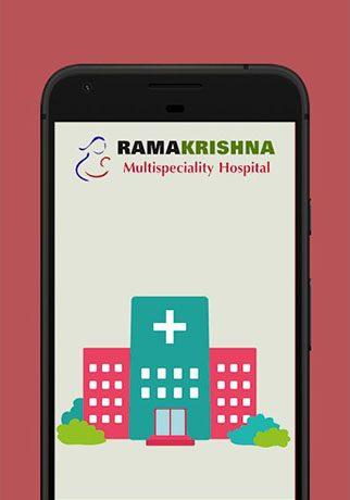 Ramakrishna Hospital – Multispeciality Hospital App.