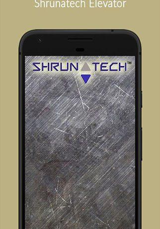 Shrunatech Elevator App.