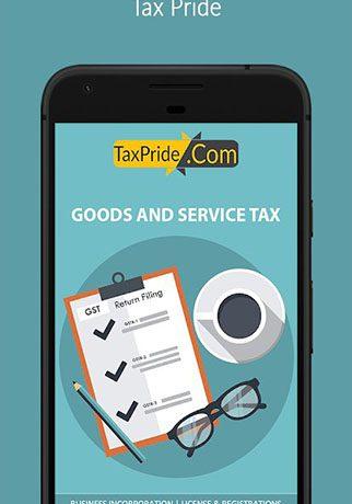 Tax Pride App.