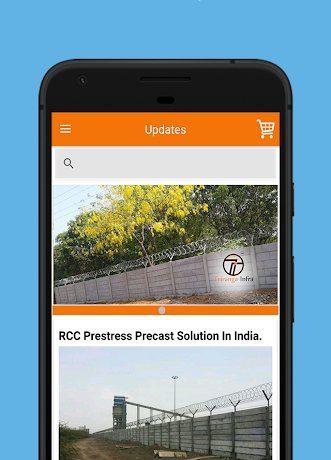 Triranga Infra App.