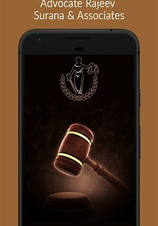 Advocate Rajeev Surana & Associates – Lawyer App.
