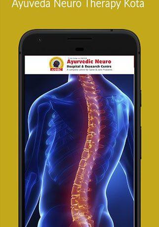 Ayuveda Neuro Therapy Kota App.