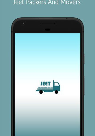 Jeet Packers And Movers – Packing Solution App.