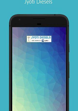 Jyoti Diesels – Generators App.