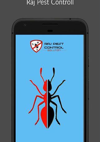 Raj Pest Controll App.