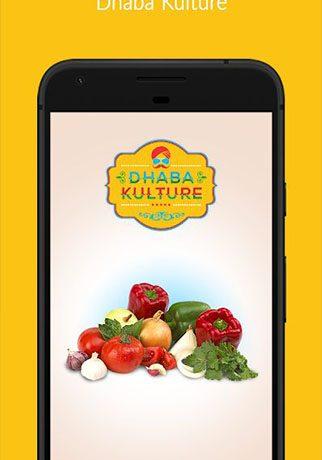 Dhaba Kulture – Restaurant App.