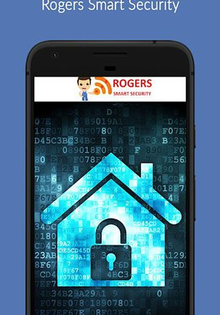 Rogers Smart Security App.