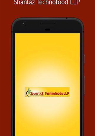 Shantaz Technofood LLP App.