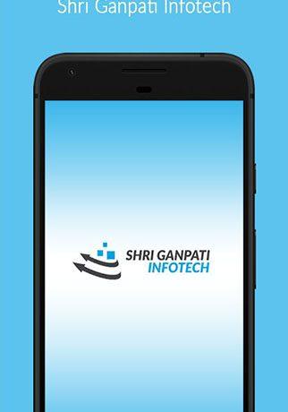 Shri Ganpati Infotech App.