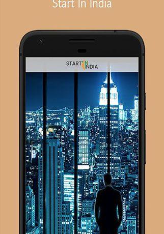 Start In India App.