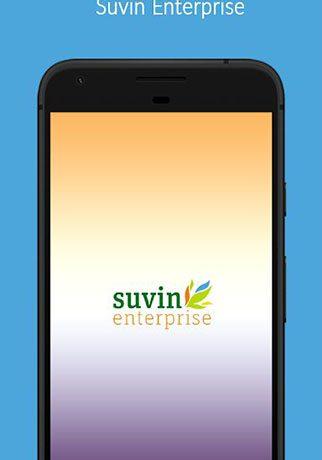 Suvin Enterprise App.