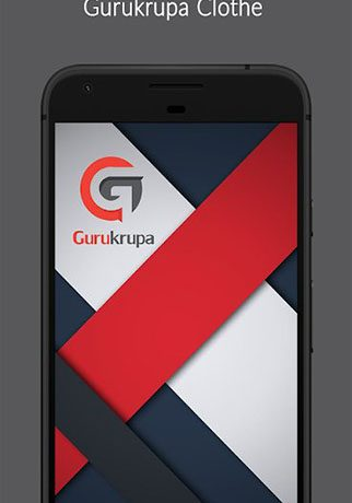 Gurukrupa Clothe – Wholesale clothe Supplier App.